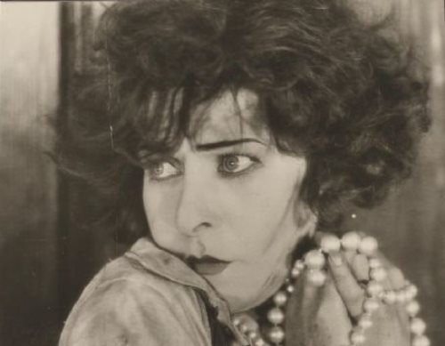A. Nazimova - Russian Queen of Hollywood
