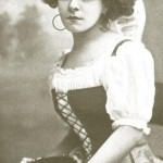 Graceful Alla Nazimova
