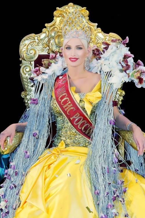 A. Krylova - Mrs. Globe 2011
