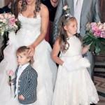 Alla Dovlatova wedding