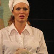 Bright actress Dovlatova Alla