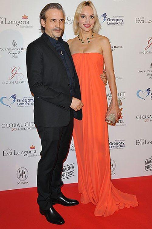 Bruno Aveillan and Inna Zoobova