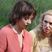 Dovlatova in the movie Three in Komi