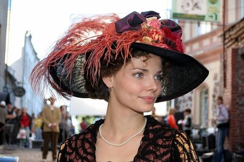 Liza Boyarskaya - Russian actress