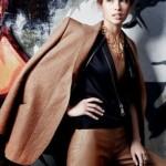 Elizaveta Golovanova for fashion magazine InStyle