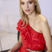 Fabulous Russian model Inna Zobova