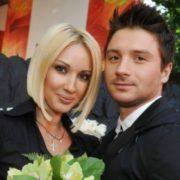 Famous Sergei Lazarev and Lera Kudryavtseva