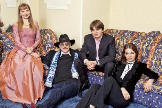 Famous family. The Boyarskys