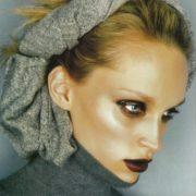 Fantastic model Inna Zobova