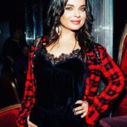 Fashionable Natalia Koroleva