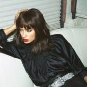 Graceful model Shayk Irina