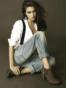 Shayk Russian Supermodel