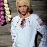 Actress, model, DJ and TV presenter - Katya Sambuka