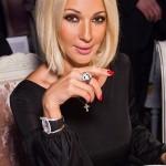 Russian TV presenter, actress, singer and dancer - Lera Kudryavtseva