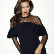 Magnificent model Shayk Irina
