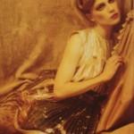 Gorgeous international model Maria Novoselova