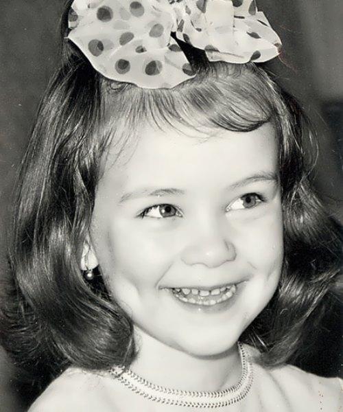 Nonna Grishaeva childhood