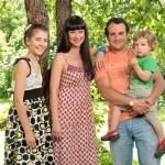 Grishaeva family