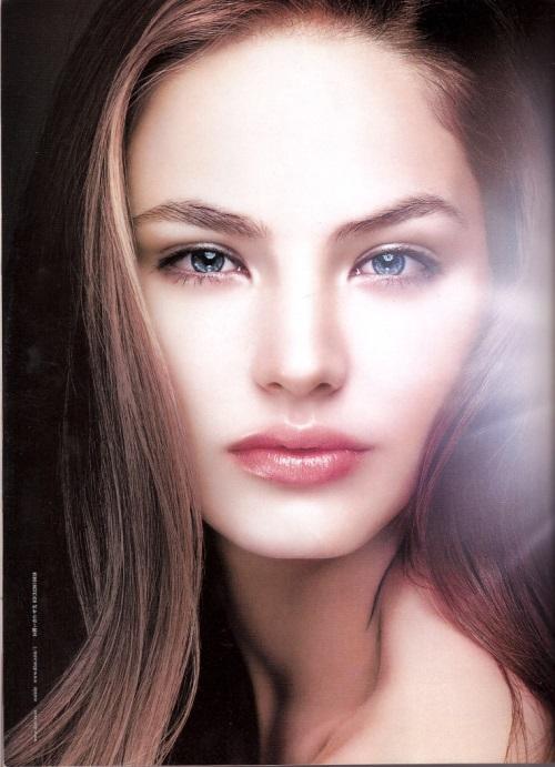 Ruslana Korshunova - Russian supermodel