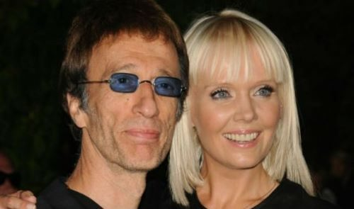 Valeria and Rob Gibb, Bee Gees