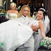 Wedding of Natasha Koroleva and Tarzan