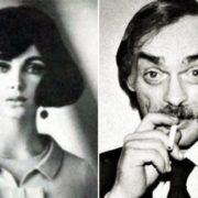 Zbarskaya and her husband
