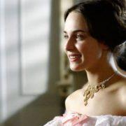 Actress Anna Snatkina as Natalia Goncharova