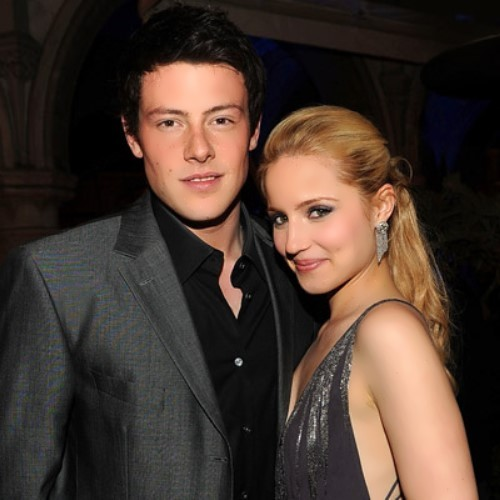 Agron Cory Monteith