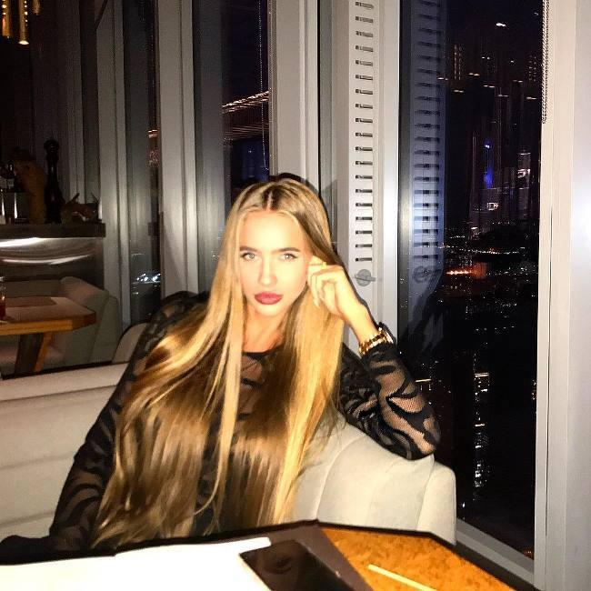 Amazing model Sokolova Valeria