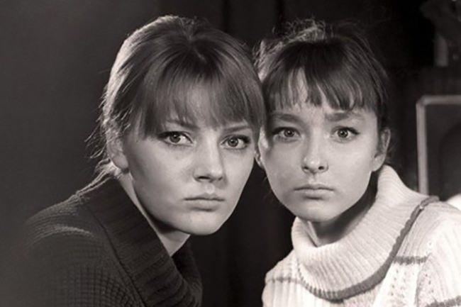 Anastasia and Marianna Vertinskaya