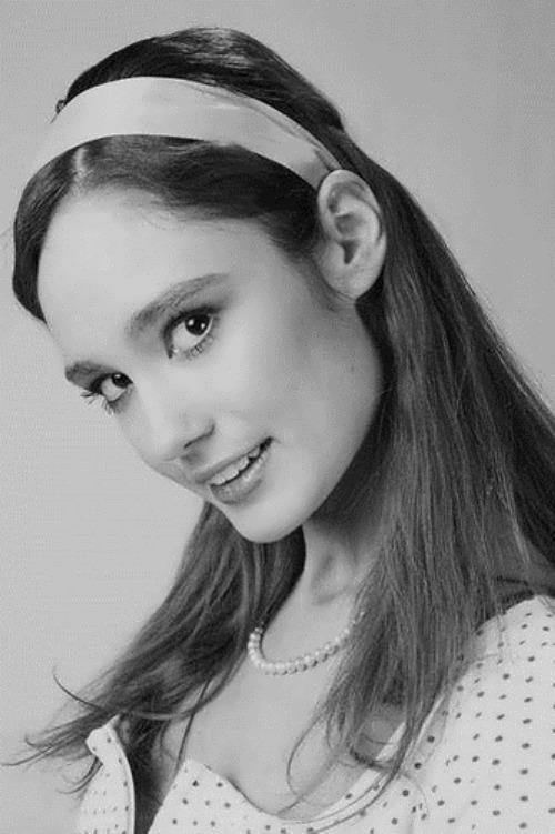 Anna Klimova, model