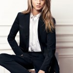 Anna Selezneva beautiful model