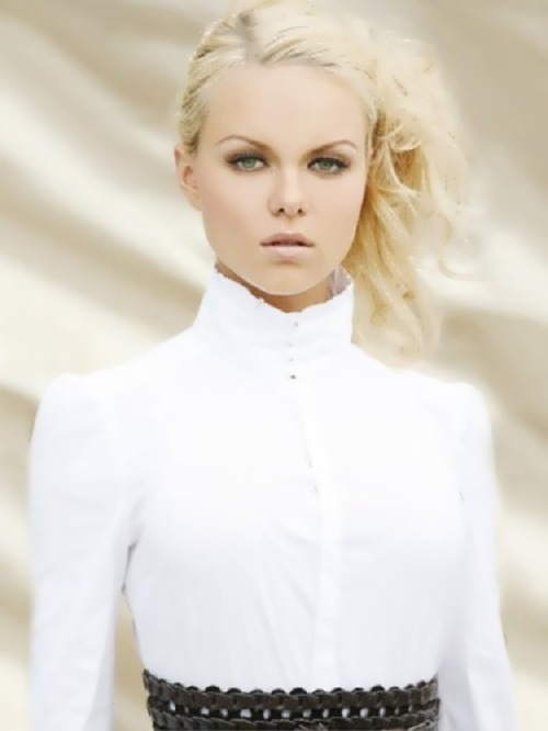 Anya Monzikova actress