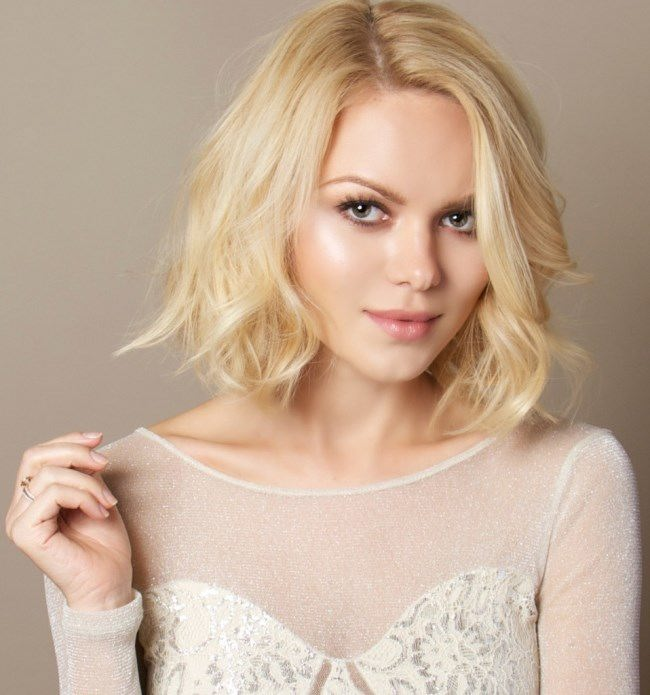 Astonishing actress and model Anna Monzikova