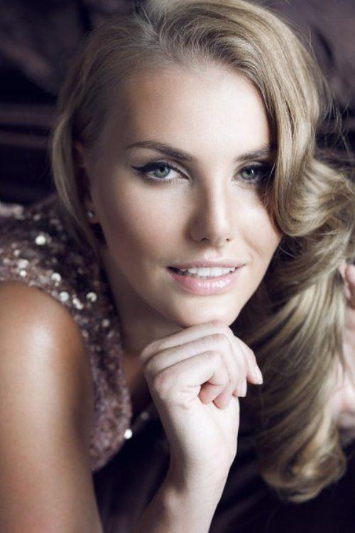 Attractive Irina Kudikova