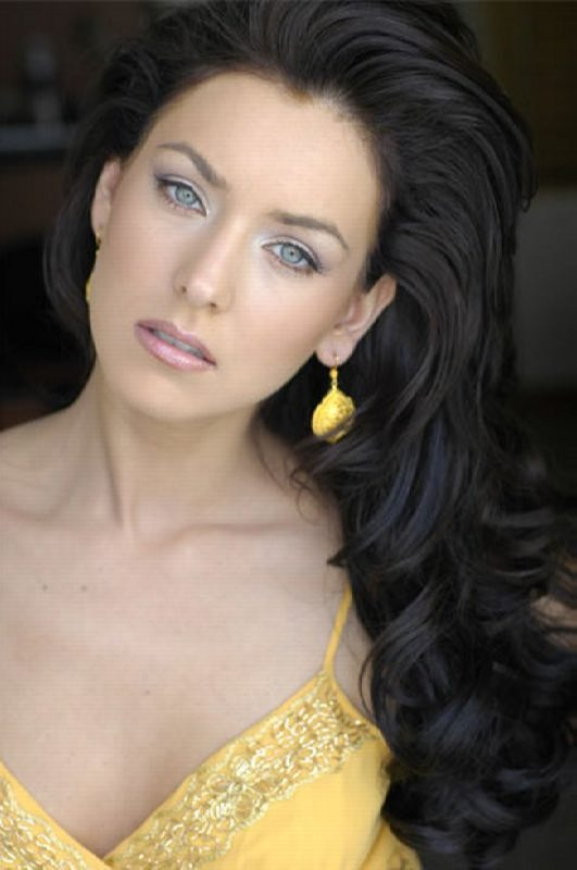 Attractive Natalia Glebova