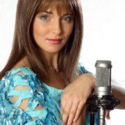Attractive actress Snatkina Anna