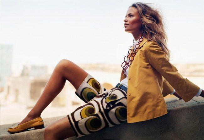 Attractive model Natalia Poly