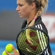 Awesome tennis player Kirilenko Maria