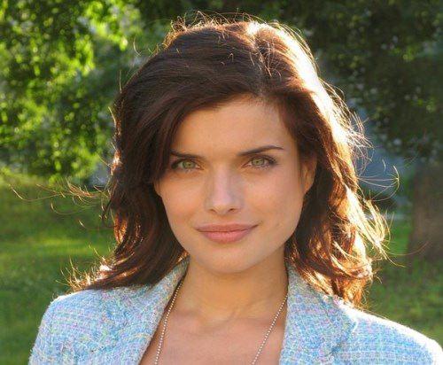 Beautiful Anna Azarova