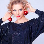 Beautiful actress Christina Asmus