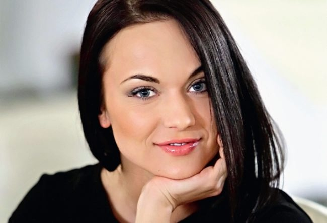 Beautiful actress Maria Berseneva