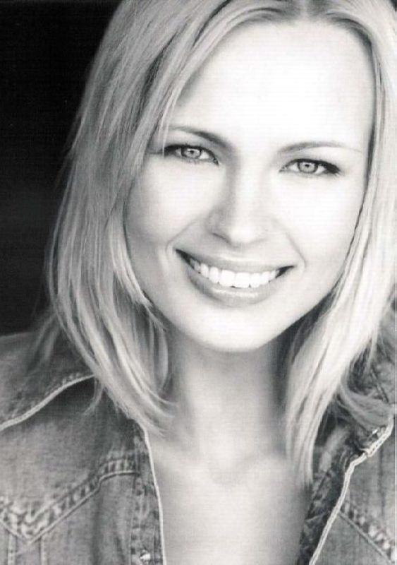 Beautiful actress and model Voronina Irina