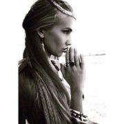 Beautiful model Sokolova Valeria