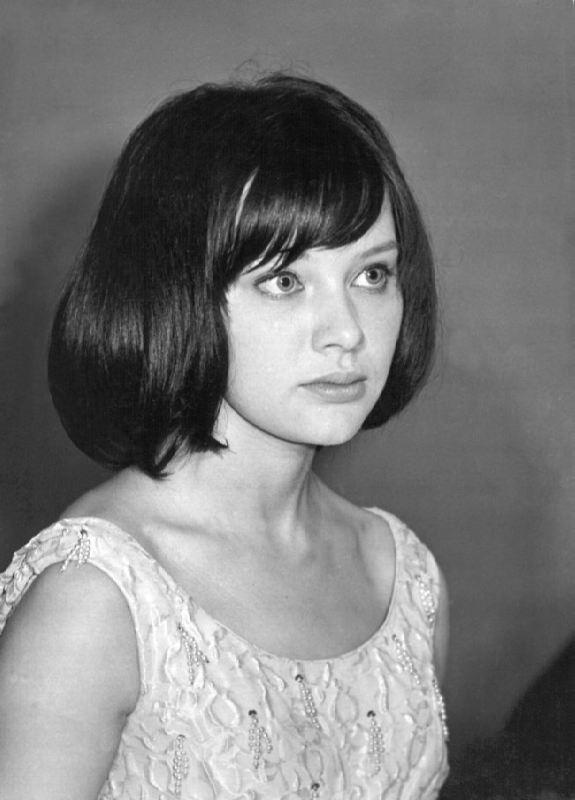 Bright actress Lyudmila Savelyeva