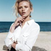 Bright model Anja Konstantinova