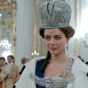 Brilliant Marina Alexandrova as Catherine II