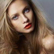 Brilliant model Anya Selezneva