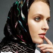 Brilliant model Strokous Daria