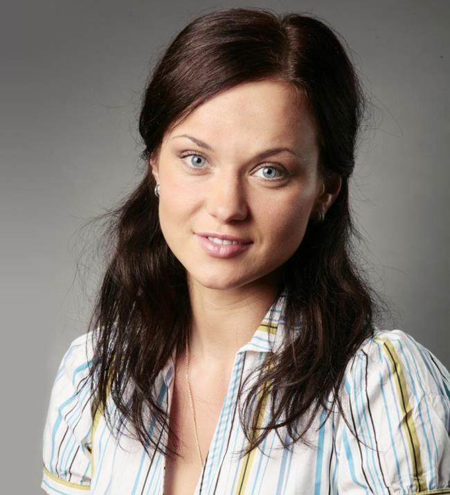 Charming actress Maria Berseneva